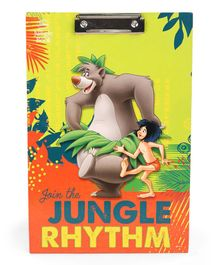 Jungle Book Exam Writing Board - Green & Orange