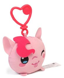 My Little Pony Pinkie Pie Clip On Soft Toy Pink - Height 16.5 cm