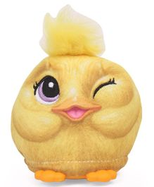 Hasbro Furreal Cuties Hen Battery Operated Soft Toy - Yellow