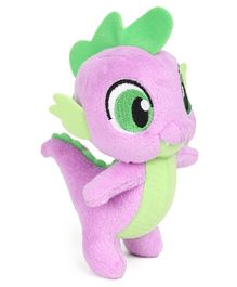 My Little Pony Princess Spike The Dragon Plush Toy Small Pink - 15.5 cm
