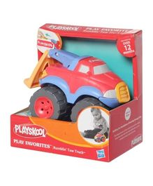 Playskool Funskool Rumblin Tow Truck