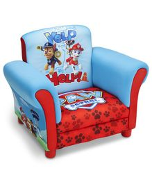 Paw Patrol Sofa Chair - Blue & Red
