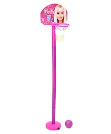 Barbie Basket Ball Play Set - Pink