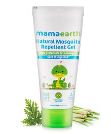 mamaearth Natural Mosquito Repellent Gel - 50 ml