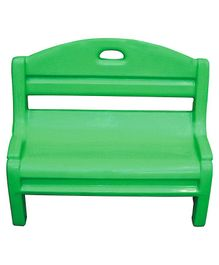 Ehomekart Two Seater Bench - Green