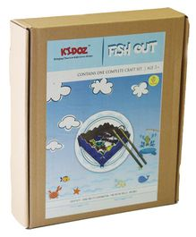 Kidoz Fish Out Craft Kit - Multicolour