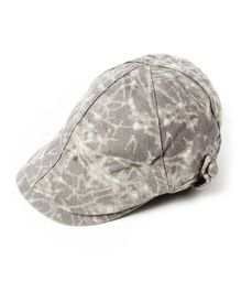 Little Hip Boutique Denim Style Cap - Grey