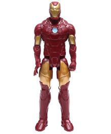Wembley Toys Iron Man Action Figure Maroon - Height 30.4 cm