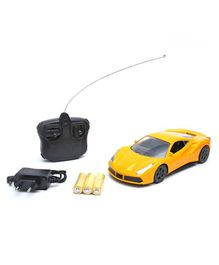 Wembley Super Speed Remote Control Racing Car - Yellow
