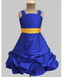 A.T.U.N Amber Ballroom Gown - Royal Blue