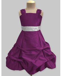 A.T.U.N Ballroom Gown - Purple