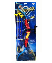 Emob Battery Operated Bow And Arrow Archery Set - Red