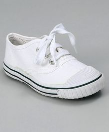 Perfect by Liberty School Shoes - White