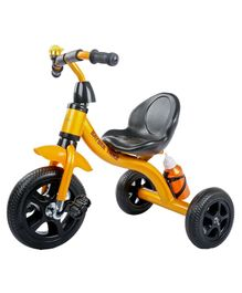 Baybee Pyroar Tricycle With Bottle - Orange