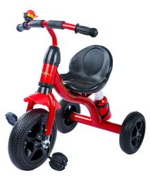 Baybee Pyroar Tricycle With Bottle - Red