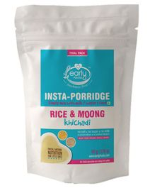 Early Foods Organic Rice & Moong Khichdi Mix Trial Pack - 50 grams