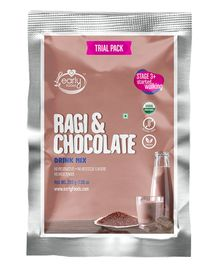 Early Foods Ragi Chocolate Health Drink Mix Trial Pack - 50 grams