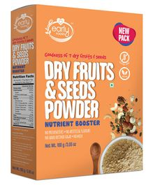 Early Foods Dry Fruit & Seeds Powder - 100 grams