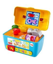 Fisher Price Laugh And Learn Smart Stages Toolbox - Multi Color