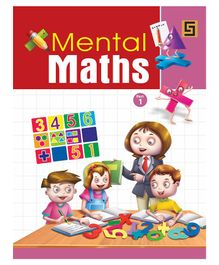 Mental Maths Book Part 1 - English