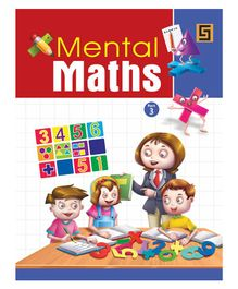 Mental Maths Book Part 3 - English