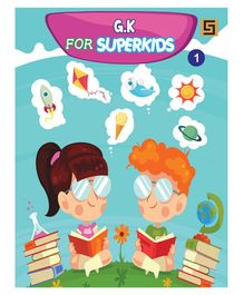 GK for Superkids 1 Book - English