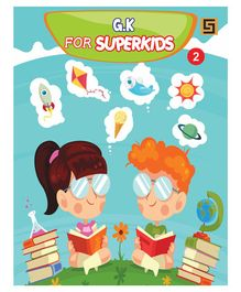 GK for Superkids 2 Book - English
