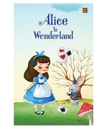 Alice In Wonderland Novel - English