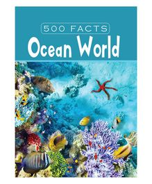 500 Facts Ocean World Book - English