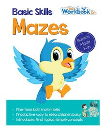 Mazes Book - English