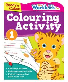 Colouring Activity 1 Workbook - English