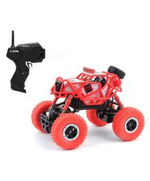 Emob Devil Racing Rally Remote Controlled Rock Crawler Car - Red