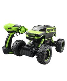 Emob Monster Remote Controlled Crawler Car - Green Black