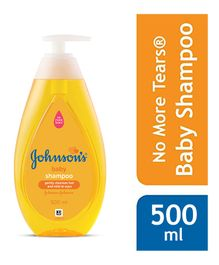 Johnson's baby No More Tears Shampoo - 500 ml