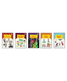 Picture Book Volume 4 Pack of 5 - English