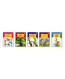 Picture Book Volume 5 Pack of 5 - English