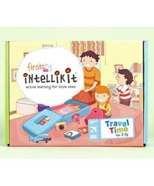Firstcry Intellikit Travel Time Kit (2 - 3 Y)