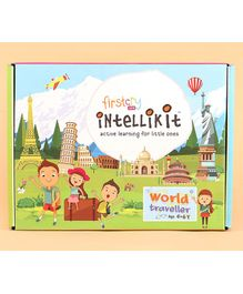 Intellikit M3 World Traveller Kit (4 -6 Years)