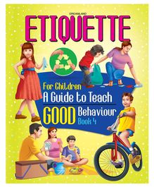 Etiquette for Children Book 4 - English