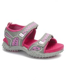 Liberty Floater Sandals Luke Design - Pink Grey
