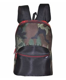 Avon Bags Waterproof Backpack Black - Bag Height 17 Inches