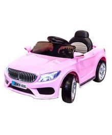 Baybee BMW 5 Series Battery Operated Remote Controlled Car - Pink