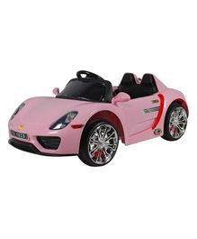 Baybee Sporche Road Star Battery Operated Car - Pink