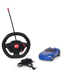 Karma Super Famous Remote Control Car With Charger - Blue