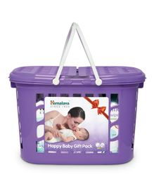 Himalaya Baby Gift Pack Purple - Pack of 9