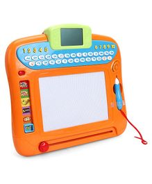 Winfun Write'n Draw Musical Learning Board - Orange
