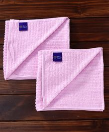 MicroCotton Towel Pack of 2 - Pink