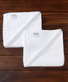 MicroCotton Towel Pack of 2 - White