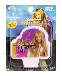 Disney Hannah Montana Candle - 1 Piece