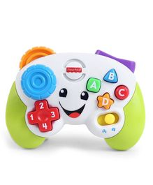 Fisher Price Laugh & Learn Controller - White & Green